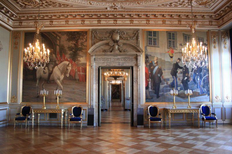 BASILEVS TON ELINON:Yorgos Alfa Christiansborg_Slot_Castle_Copenhagen38