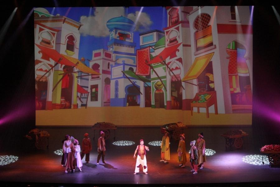 [Comédie musicale] Aladin au Palais des Congrès de Paris IMG_0175