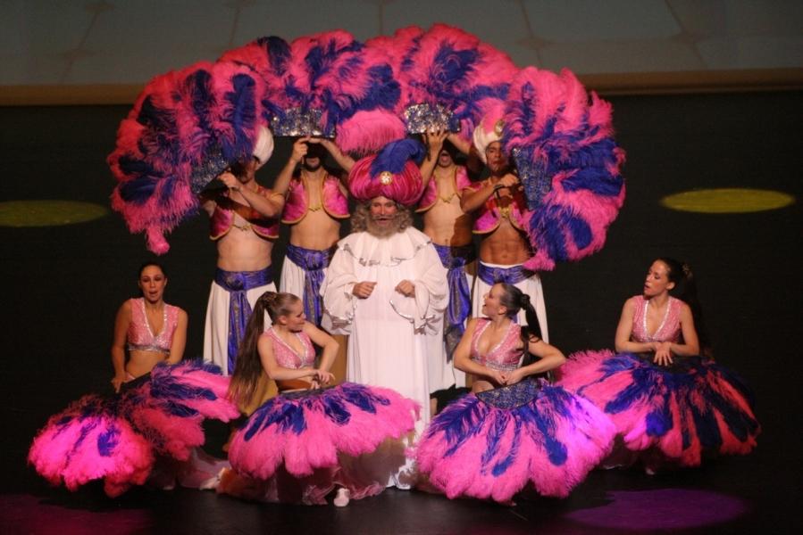 [Comédie musicale] Aladin au Palais des Congrès de Paris IMG_0201