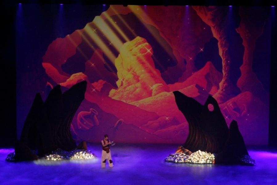 [Comédie musicale] Aladin au Palais des Congrès de Paris IMG_0264