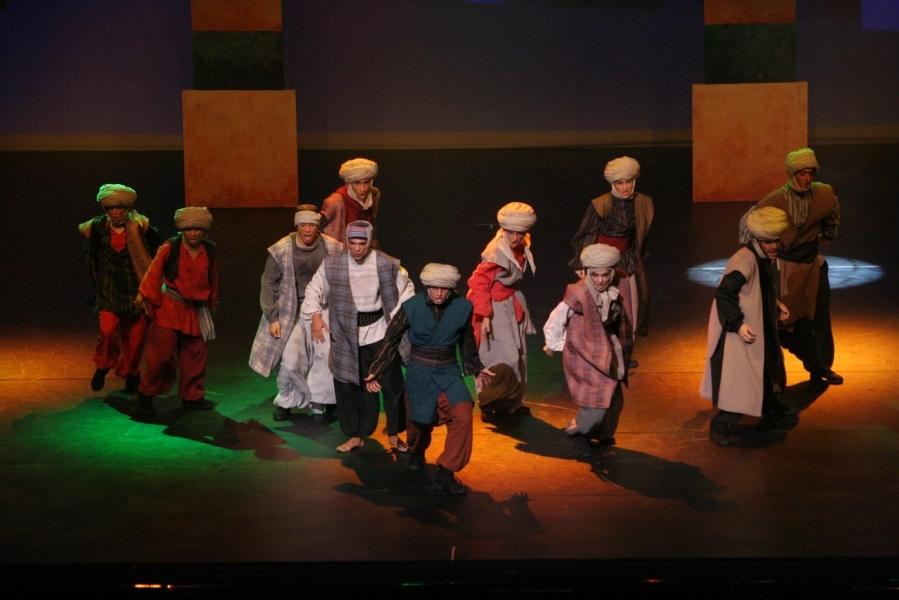 [Comédie musicale] Aladin au Palais des Congrès de Paris IMG_0311