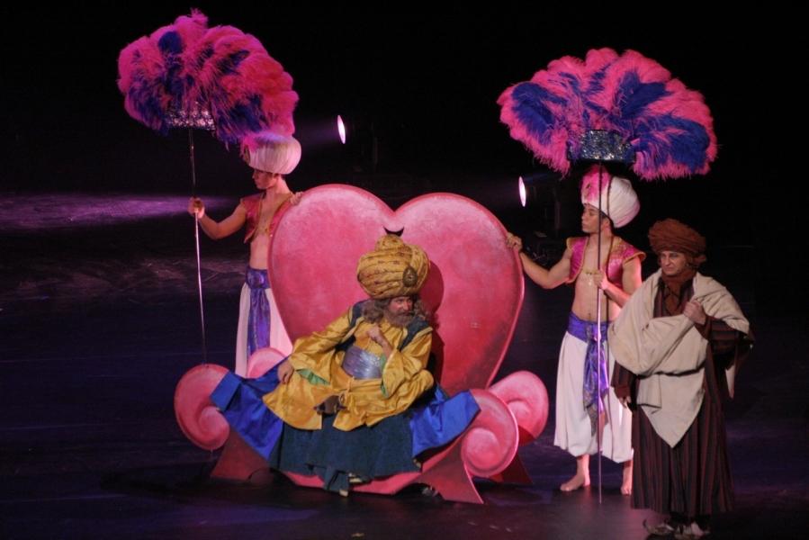 [Comédie musicale] Aladin au Palais des Congrès de Paris IMG_0344