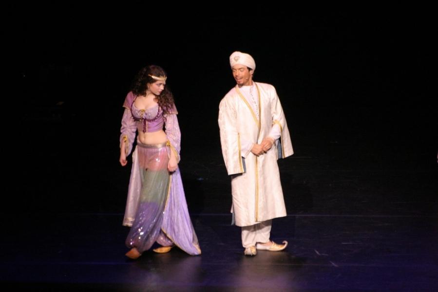 [Comédie musicale] Aladin au Palais des Congrès de Paris IMG_0376