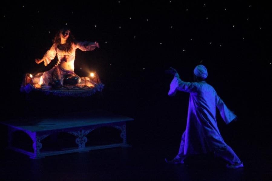 [Comédie musicale] Aladin au Palais des Congrès de Paris IMG_0383