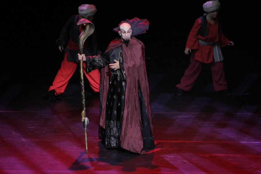 [Comédie musicale] Aladin au Palais des Congrès de Paris IMG_0396