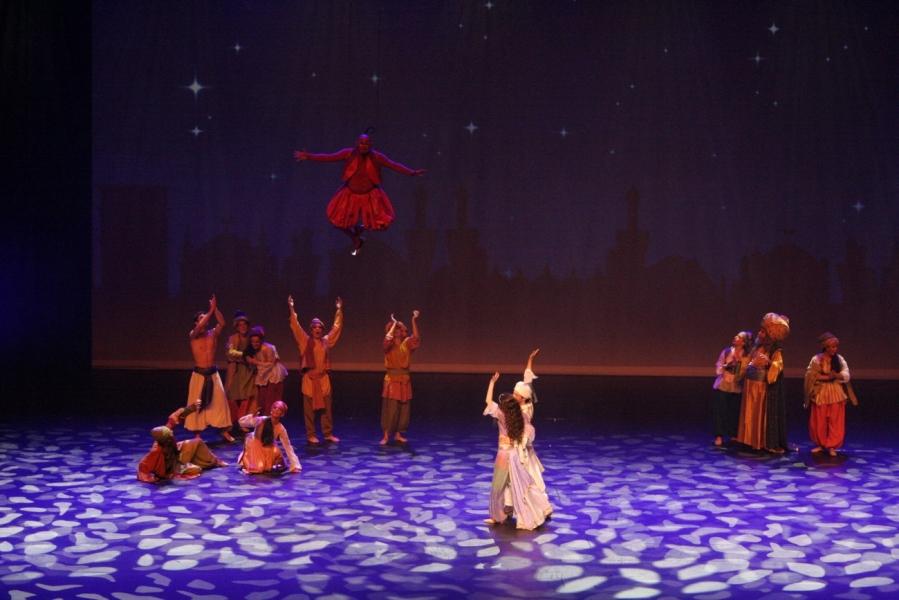 [Comédie musicale] Aladin au Palais des Congrès de Paris IMG_0420