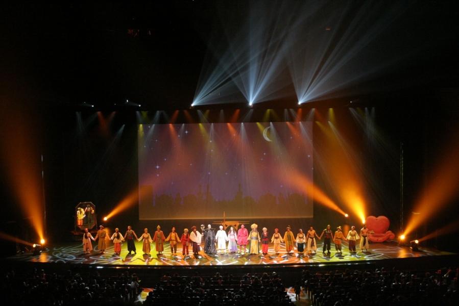 [Comédie musicale] Aladin au Palais des Congrès de Paris IMG_0440